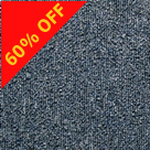 Blue General Contract Grade Carpet Tiles T30