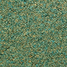 Green / Gold Carpet Tiles - T41