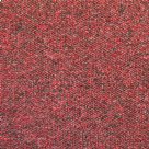 Rose Red Heavy Contract Carpet Tile