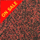 Tiger Coral Carpet Tile - Heavy Contract